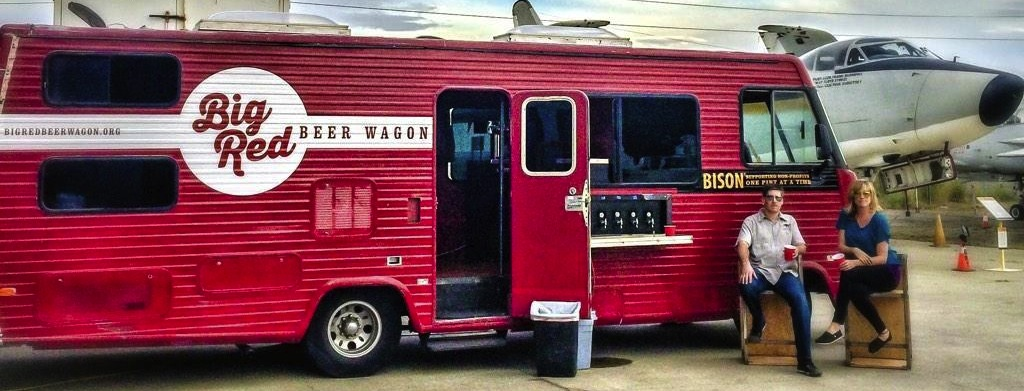 Big Red Wagon Food Truck Menu